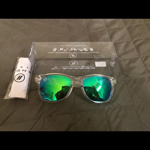 db99110f2e83d Blenders Eyewear Accessories - Blenders Eyewear Natty Ice Lime